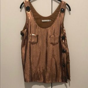 Authentic See by Chloe Sequin tank!